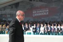 TÜRK SILAHLı KUVVETLERI - Çanakkale Zaferi'nin 104. Yılı Anıldı