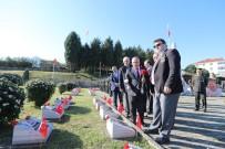 Çanakkale Zaferinin 104. Yılı Sakarya'da Törenlerle Kutlandı