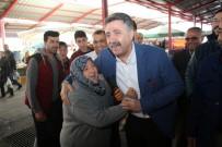 PAZARCI - CHP'li Sandal Açıklaması 'Biz Bayraklı'da Tüm Yurttaşlarımızın Gönlüne Yazıldık'