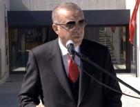 Cumhurbaşkanı Erdoğan Troya Müzesi açılış töreninde konuştu