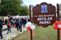 ALTıNKUM - Didim Belediyesinden Altınkum'a Yeni Bir Park Daha
