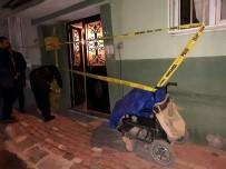KURUYEMİŞ - Engelli Şahsı Boğazını Keserek Öldüren Zanlı Yakalandı