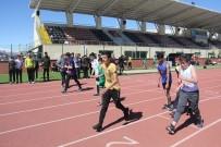 Erzincan Atletizm Yarışları Yapıldı