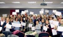 ÇANKAYA BELEDIYESI - Girişimci Kadınlar Sertifikalarını Aldı