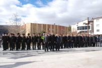 SİYASİ PARTİ - Gürün'de Çanakkale Şehitleri Anıldı