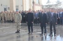 İLKÖĞRETİM OKULU - Hakkari'de 18 Mart Şehitleri Anma Günü Ve Çanakkale Zaferi'nin 104. Yıldönümü