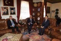 İçişleri Bakan Yardımcısı Ersoy, Seçen'i Ziyaret Etti