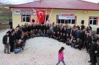 HAYIRSEVER İŞ ADAMI - İlk Kültür Merkezi Akbelen'de Açıldı
