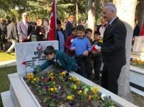 Isparta'da 18 Mart Şehitleri Anma Günü Ve Çanakkale Zaferi Etkinlikleri