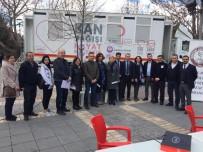 ECZACI ODASI - Kayserili Eczacılar Kan Bağışında Bulundu