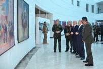 Kıbrıs Türk Milli Tarih Müzesi'ne Anlamlı Ziyaret