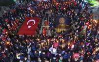 Kırıkkale'de Binlerce Kişi Mehter Eşliğinde Yürüdü