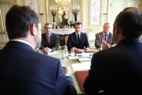 FRANSA CUMHURBAŞKANI - Macron'dan  Şanzelize Kararı
