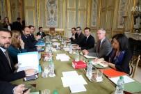 FRANSA CUMHURBAŞKANI - Macron, Şanzelize'yi Kapatmaya Hazırlanıyor