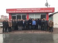 SAADET PARTİSİ - Mahmut Arıkan Açıklaması 'Gelin Yüzlerimiz Birlikte Gülsün'