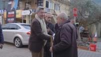 Metin Şentürk Önce Görme Engelli Hayranıyla Telefonda Konuştu, Sonra Onu Ziyaret Etti