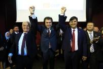 Muğla Büyükşehir Başkanı Gürün, Fethiye'de Sloganlarla Karşılandı
