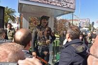 Osman Ağa'nın Balmumu Heykeli Giresun'da Sergilenmeye Başlandı