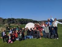 SOSYAL PROJE - Özel Öğrenciler Golf Sporuyla Tanıştı