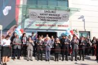 OBEZİTE - Sağlıklı Hayat Merkezi Açıldı