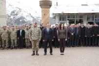 Şemdinli'de 18 Mart Şehitleri Anma Günü Ve Çanakkale Zaferi'nin 104. Yıldönümü