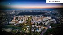 KONUT FİYATLARI - Sur Yapı Göz Dolduran Projeleriyle Arap - Türk Gayrimenkul Fuarı'nda