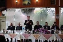 Sürmene Belediye Başkanı Üstün Gençlerle Bir Araya Geldi, Projelerini Anlattı