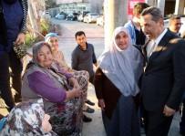 AYRIMCILIK - Uysal Kestaneci Mahallesi Sakinleri İle Buluştu