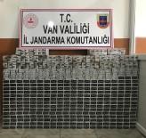 ŞÜPHELİ ARAÇ - Van'da 4 Bin 180 Paket Kaçak Sigara Ele Geçirildi