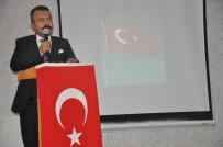 Yüksekova'da 18 Mart Şehitleri Anma Günü Ve Çanakkale Zaferi'nin 104. Yıldönümü