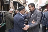 SEÇİM KAMPANYASI - Zeybekci, 110 Günde İzmir'i 800 Kilometre Turladı