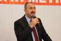 Adalet Bakanı Gül Açıklaması 'Cumhur İttifakı İlke İttifakıdır'