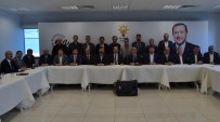 AHMET ÖZDEMIR - AK Parti Konya Teşkilatında Medya Buluşması