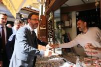 Bakan Kasapoğlu, AK Parti Adayı Kaya'ya Destek İstedi
