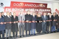 Ruhsar Pekcan - Bakan Pekcan Van Mobilya Fuarı'nın Açılışını Gerçekleştirdi