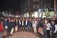Başkan Çerçi Barbaros Mahallesinde Vatandaşlarla Buluştu