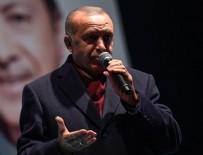 Başkan Erdoğan: Vatandaşın kalbini kıran benim kalbimi kırmıştır