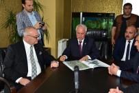 MEHMET ALİ ÖZKAN - Başkan Ergün Kırkağaç Ve Soma'da Vatandaşlarla Buluştu