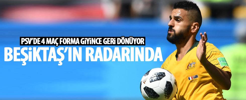 Beşiktaş Aziz Behich'i transfer ediyor