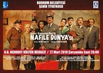 Bodrum Belediyesi Şehir Tiyatrosu Birinci Yaşını Kutluyor