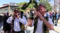 BAŞPEHLİVAN - Burdur'da Kırkpınar Pehlivanları Cumhur İttifakı Adayı İçin Yürüdü