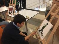 Çanakkale Şehitleri Haftasında Minik Sanatçılar Meysu Outlet'te Buluştu
