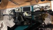 MERMİ - Çete Üyelerinin Yatak Ve Bazalarında Silah Fışkırdı