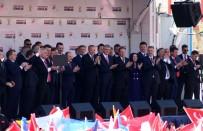 Cumhurbaşkanı Erdoğan, Ada Treni Hakkında Konuştu