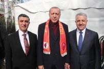 Cumhurbaşkanı Erdoğan'dan Cumhur İttifakı Başkan Adayı Nazik'e Destek