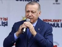 EREĞLI DEMIR ÇELIK - Cumhurbaşkanı Erdoğan: Yeni Zelanda hesap sormazsa biz sormasını biliriz