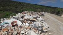 Datça'da Doğaseverler Çöp Yığınlarıyla Dolan Derelerin Temizlenmesini İstiyor