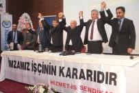 Elazığ Belediyesinde Toplu İş Sözleşmesi Sevinci
