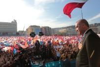 CANLI KALKAN - Erdoğan Açıklaması 'Bay Kemal'in Kırdığı Potların Boyu CHP Genel Merkezinin Boyunu Bile Aşmıştır'