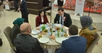 Erzincan'da Şehit Aileleri Ve Gaziler İle Biraraya Gelindi